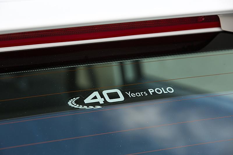ポロは1975年に登場。2015年で40周年を迎えた