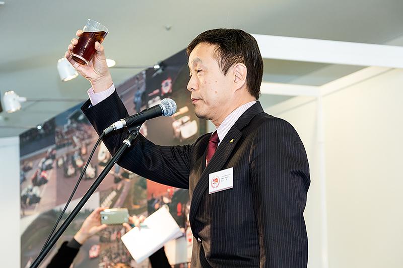 トヨタ自動車株式会社 取締役専務役員 早川茂氏