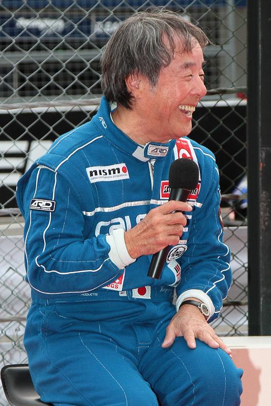 「日本一速い男」 星野一義氏