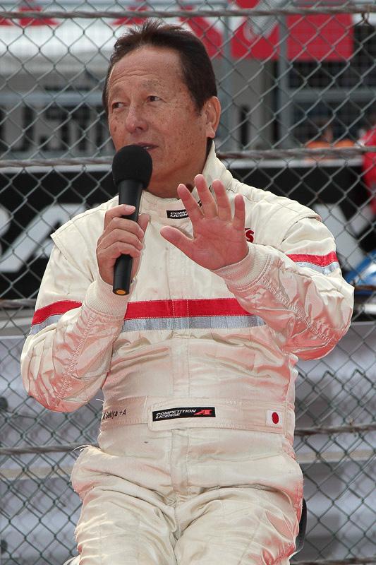 日本人初ル・マン24時間優勝ドライバー 関谷正徳氏