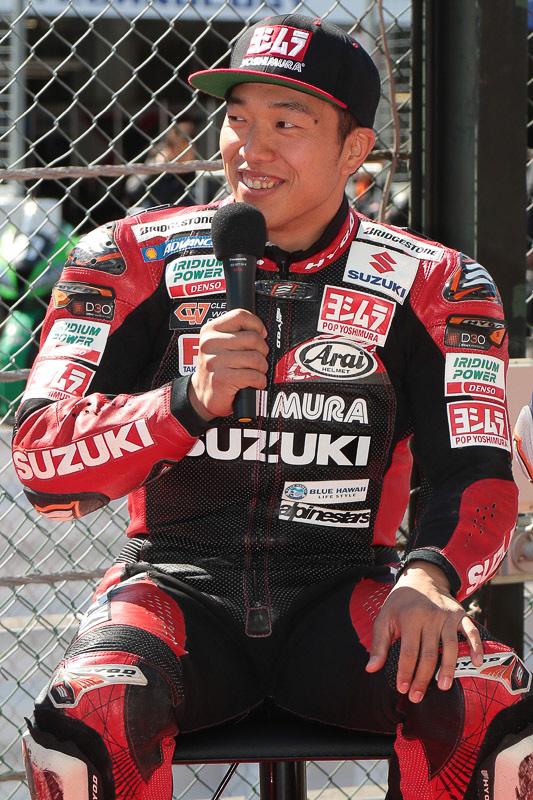 津田拓也選手