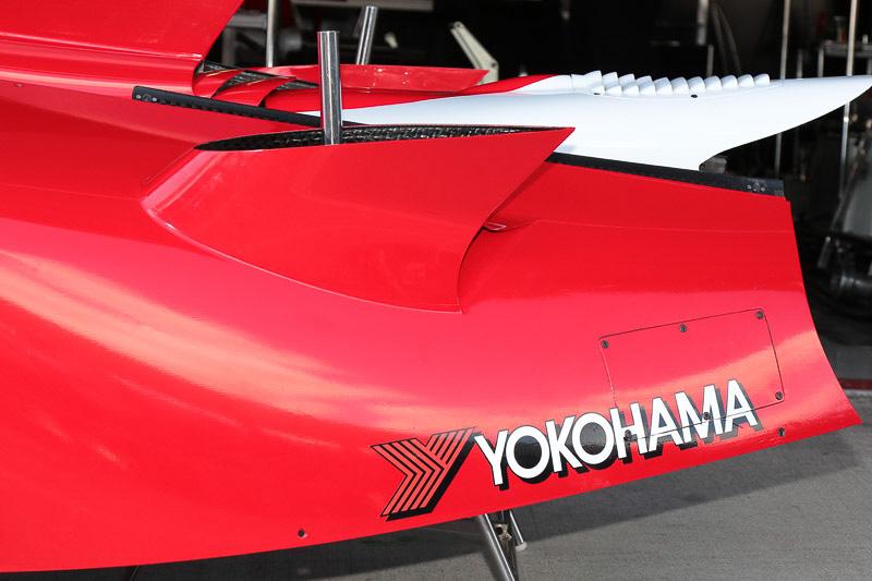 今シーズン、スーパーフォーミュラは横浜ゴムのワンメイクとなる