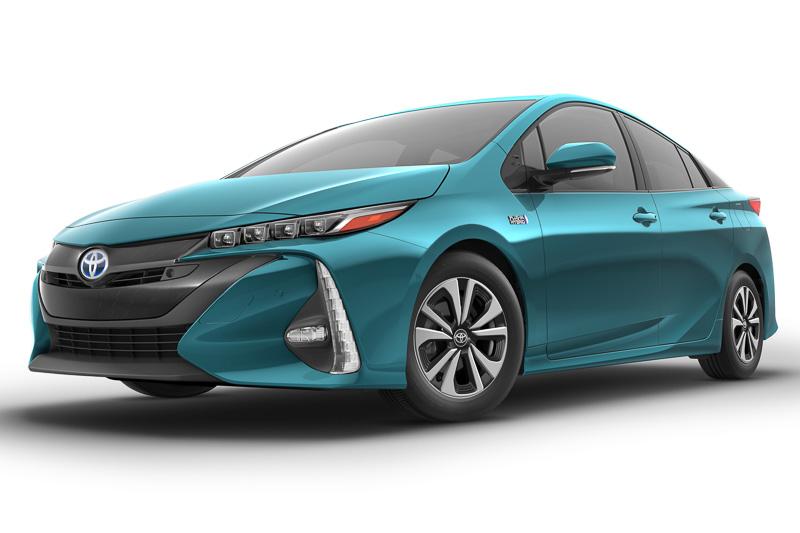 新型「プリウス PHV」は、米国では「プリウス プライム」の車名で販売される