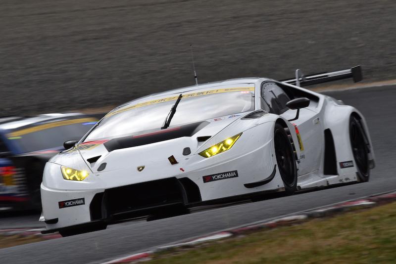 88号車 マネパランボルギーニ GT3