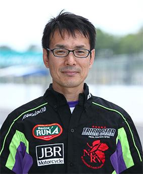 2輪チーム「TRICK STAR Racing」の鶴田竜二監督