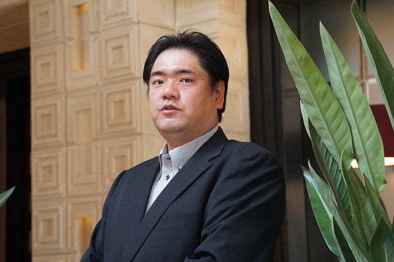 JLOC チーム監督 谷口甲子郎氏