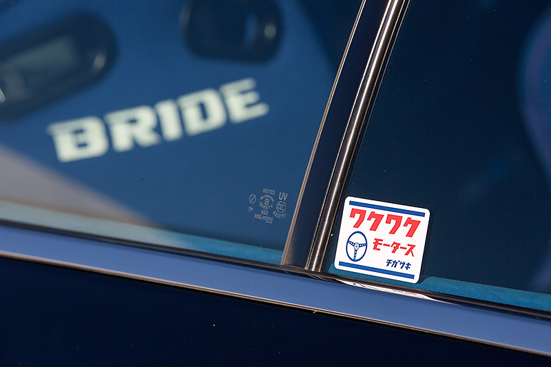 25周年記念車の「A25」
