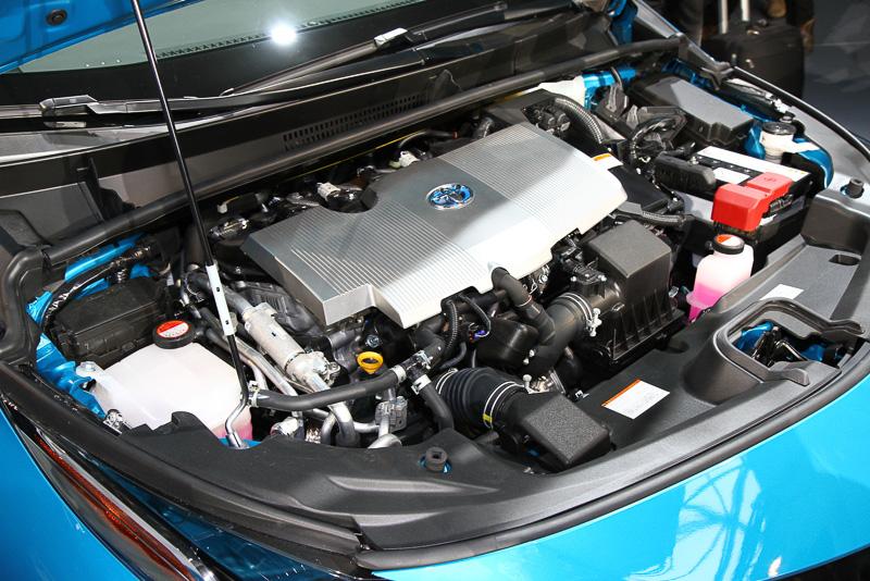 バッテリー容量や制御を見直すことで、EV走行時の航続可能距離は60km以上まで増えた