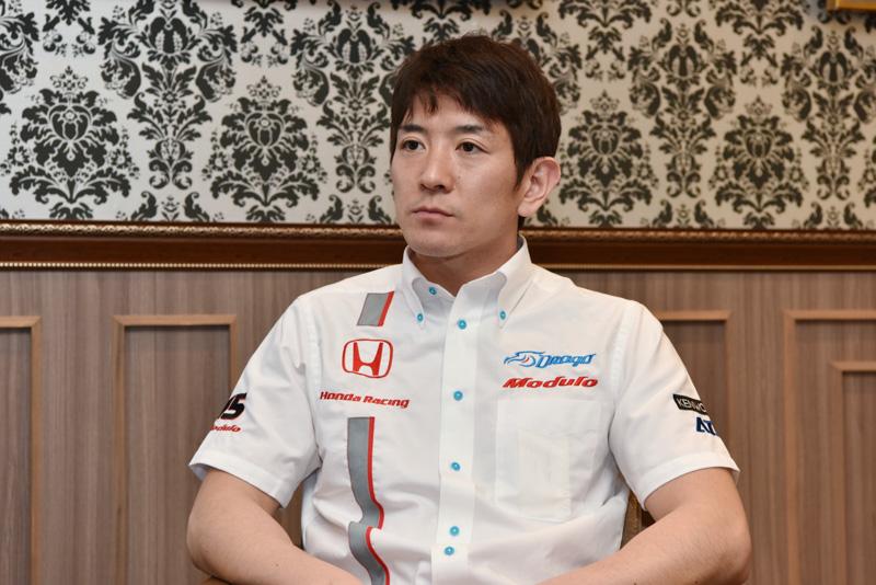 武藤英紀選手