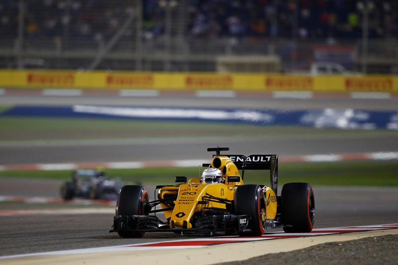 2016年シーズンはルノーがF1に復帰した
