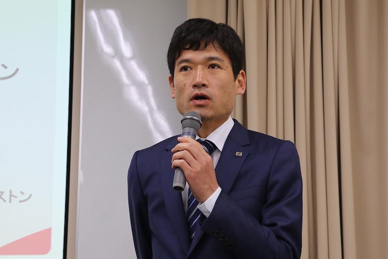 株式会社ブリヂストン イノベーション本部 デジタルソリューション開発部 フェロー 若尾泰通氏
