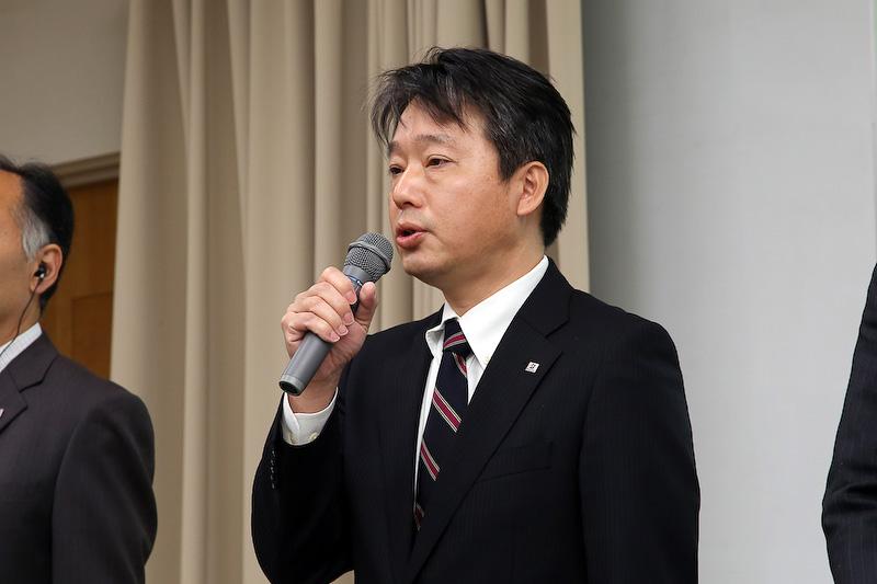 株式会社ブリヂストン PSタイヤ開発第5部 構造設計第1ユニット 濱島聡氏