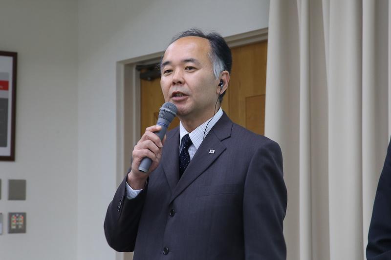 株式会社ブリヂストン 実車試験部 実車試験第3ユニットリーダー 小澤通夫氏