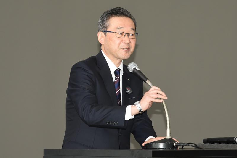 アウディ ジャパン株式会社 代表取締役社長 斎藤徹氏