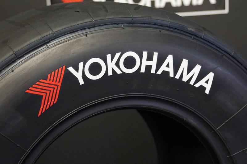ほぼ20年ぶりに「YOKOHAMA」のロゴが日本のトップフォーミュラに帰ってくる