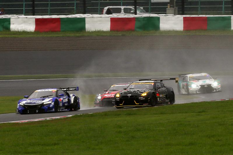2015年開催時のレース中の様子