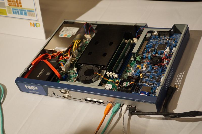 BlueBoxの内部構造