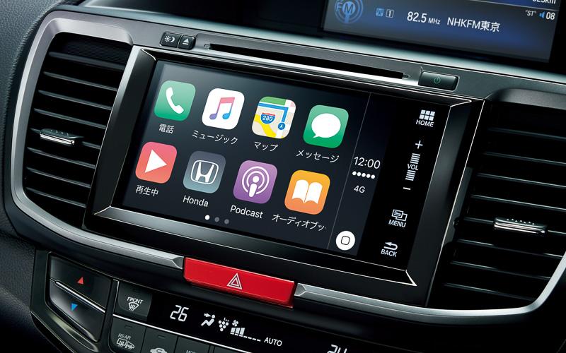 ホンダ インターナビがApple「CarPlay」に対応。「Siri」を使った音声入力も利用できるようになった