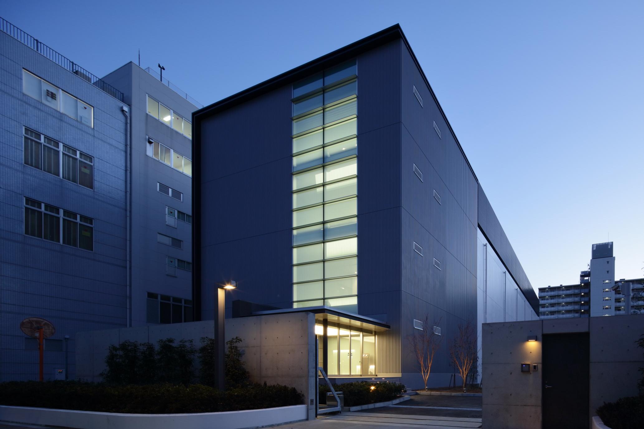 エクイニクス TY5 データセンター