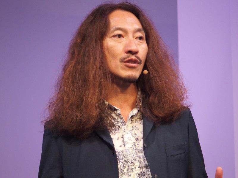 マイクロソフトテクノロジーセンターセンター長の澤円氏