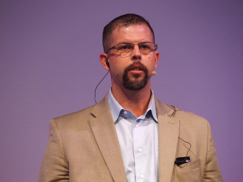 米MicrosoftワールドワイドチーフセキュリティーアドバイザーのJonathan Trull氏