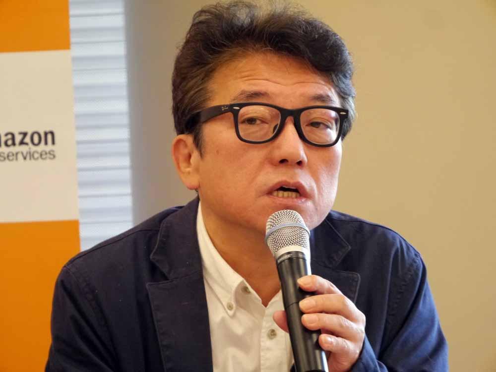 スタイルズ 代表取締役社長の梶原稔尚氏