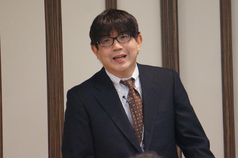 NECマネジメントパートナー株式会社 吉田薫氏(人材開発サービス事業部 シニアエキスパート)