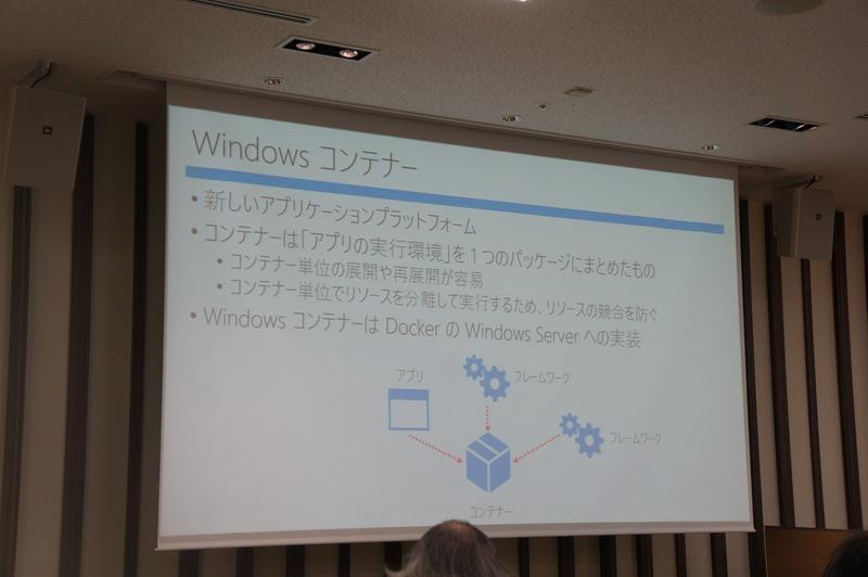 Windowsコンテナー