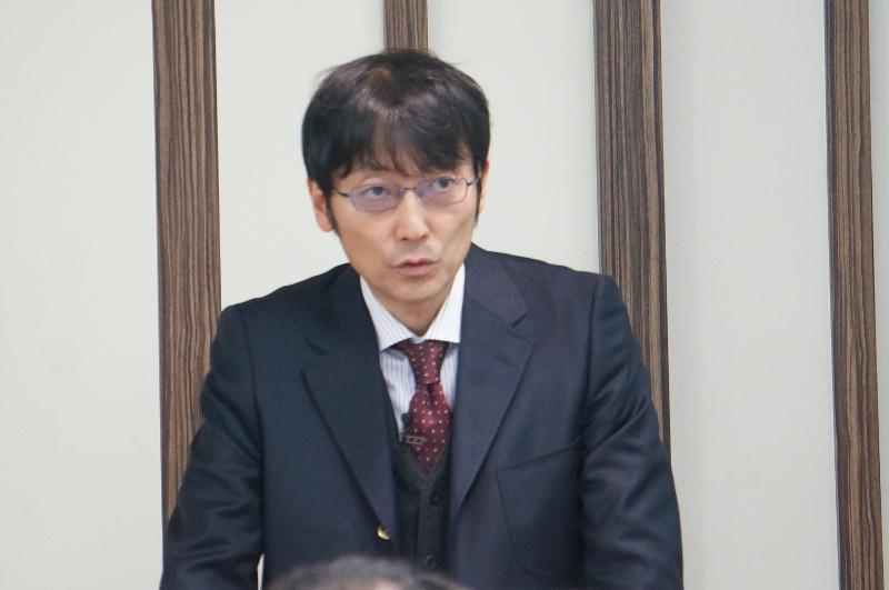エディフィストラーニング株式会社 沖要知氏(ラーニングソリューション部)
