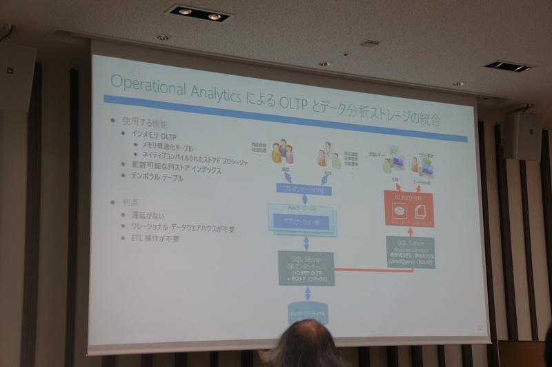 Operational AnalyticsによるOLTPとデータ分析の統合