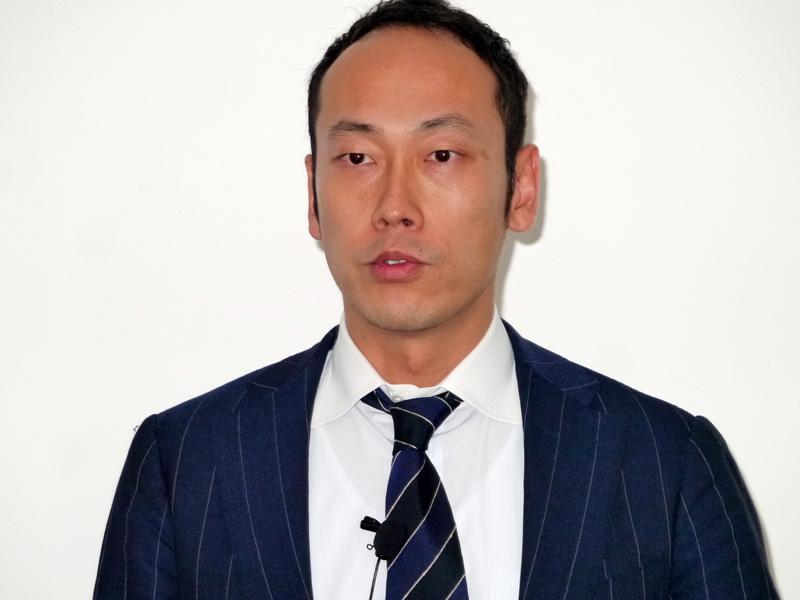 日本IBM グローバル・ビジネス・サービス事業本部 流通サービス事業部の高橋総一郎氏