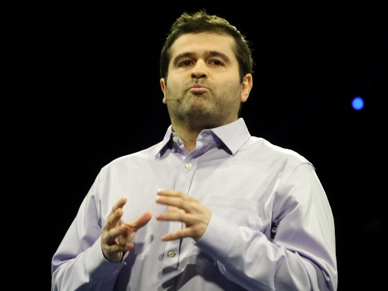 Indiegogoの創業者であるサルバ・ルービン氏