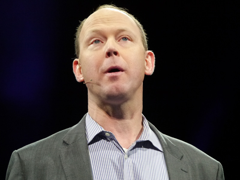 IBM Securityのマーク・ヴァン・ザデルホフ ゼネラルマネージャー