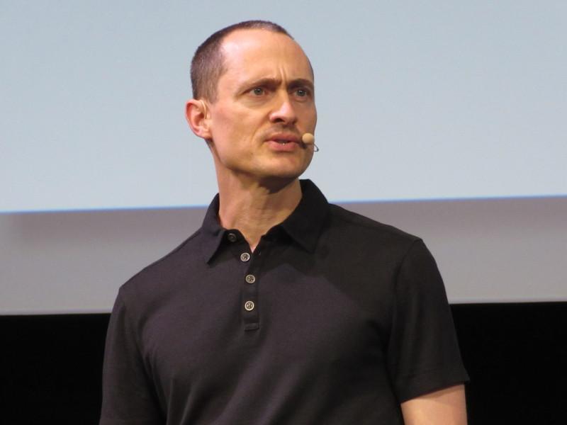 米GoogleのGoogle Cloud エンジニアリング部門バイスプレジデント、ブラッド・カルダー氏