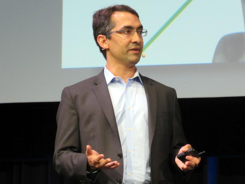 米GoogleのGoogle Cloudプロダクトデベロップメント部門バイスプレジデント、サム・ラムジ氏