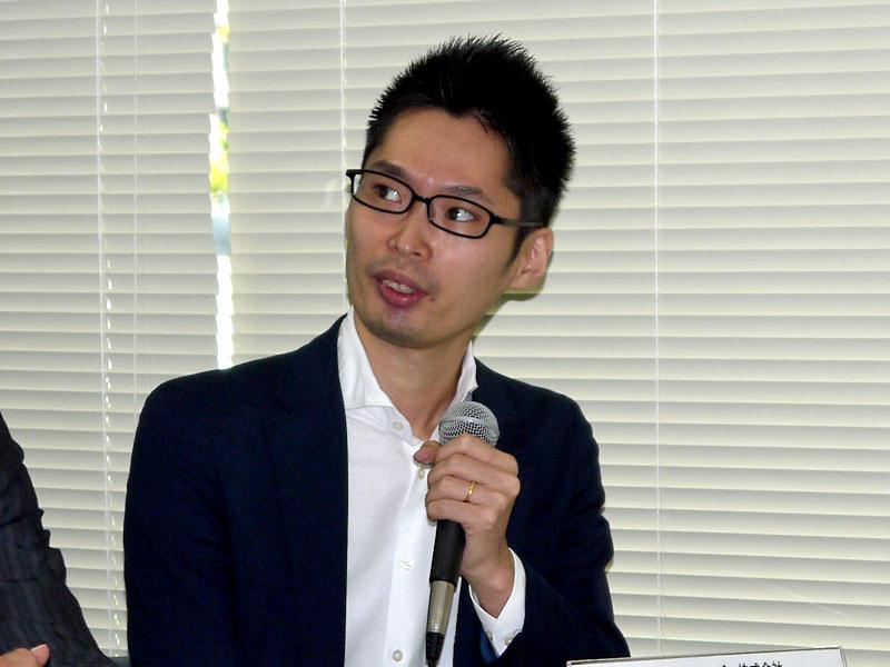エックスサーバー 取締役 最高技術責任者(CTO)の辰巳準之介氏