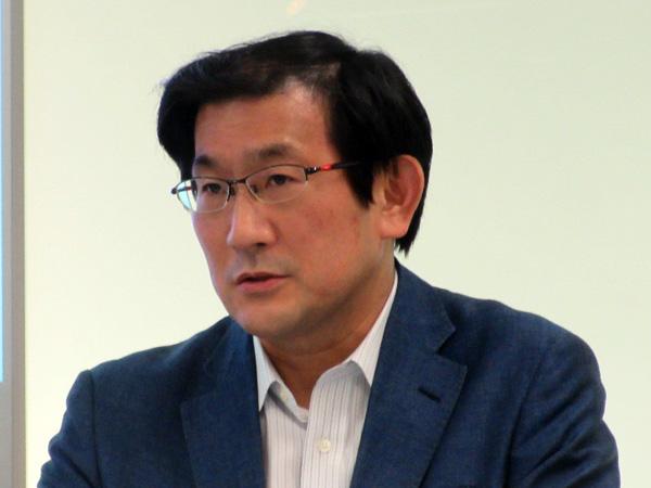 日本IBM 執行役員 サーバー・システム事業部長 朝海孝氏
