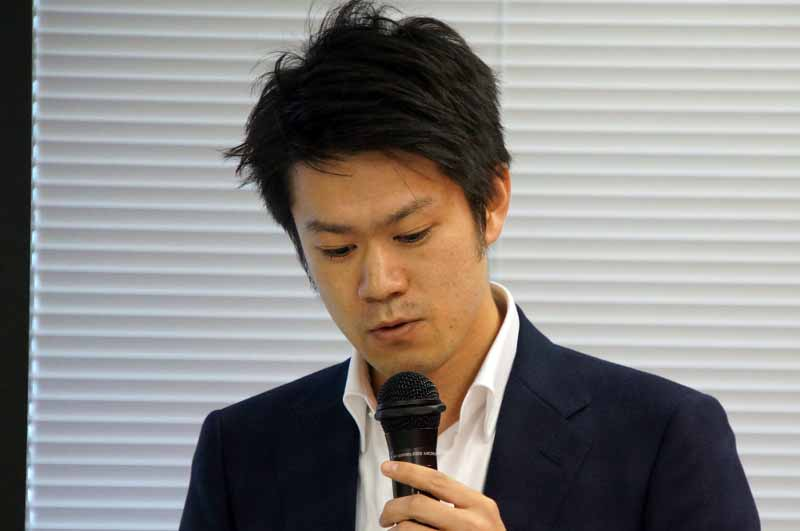 レッドハットのプロダクト・ソリューション本部 ビジネスデベロップメント マネージャー、中村誠氏