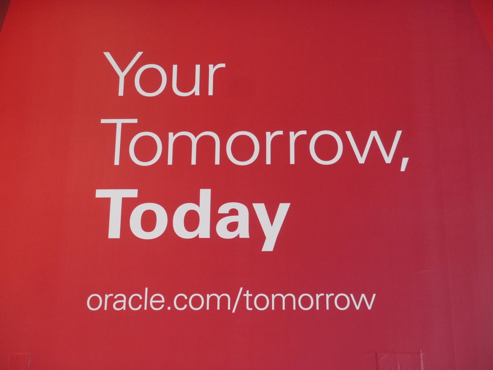 今年のテーマは、「Your Tomorrow,Today」
