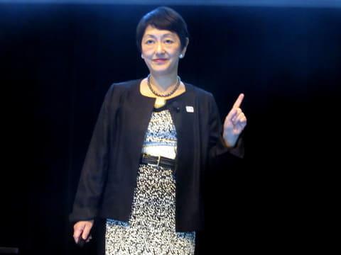 シスコ、2018年度の事業戦略を発表 ~日本のデジタル変革を加速 シスコ 代表執行役員社長の鈴木みゆき氏