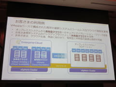 NTT ComとVMware、マルチクラウド環境の提供に向けて業務範囲を拡大 主なユースケース
