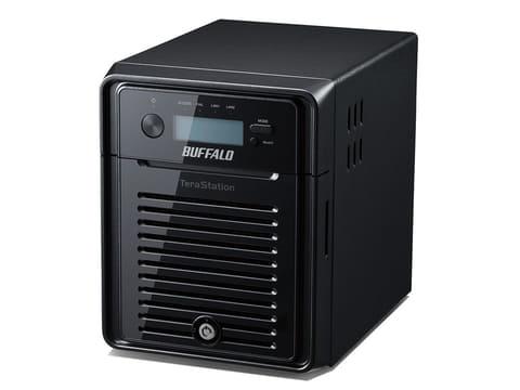 バッファロー、ハードウェアRAIDに対応したWSS 2016搭載の4ベイNAS「WSH5411DN6シリーズ」 WSH5411DN6シリーズ