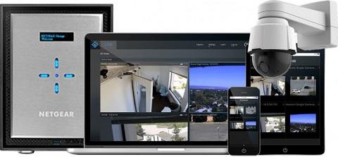 ネットギア、ビジネスNASをIP監視カメラシステム化するソフトを発売