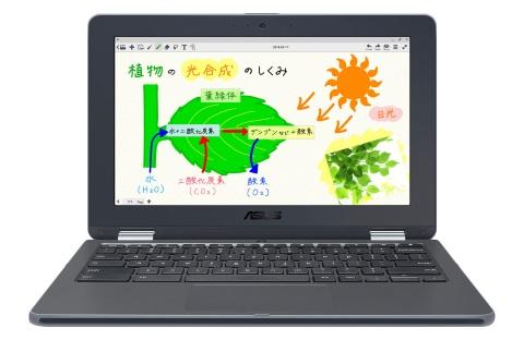 MetaMoJiの授業支援アプリ「MetaMoJi ClassRoom」がChromebookに対応 MetaMoJi ClassRoom