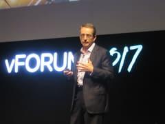 パット・ゲルシンガーCEO、VMwareによるマルチクラウドの強みを再三アピール 米VMware CEO パット・ゲルシンガー氏