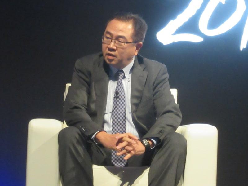 NEC スマートネットワーク事業部 事業部長 市竹史教氏