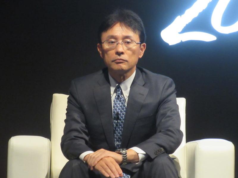 みずほ情報総研 銀行システムグループ 専務取締役 向井康眞氏
