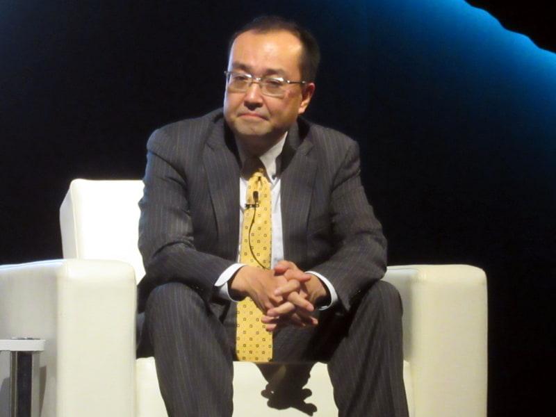 リコー デジタル推進本部情報インフラ統括部 部長 若杉直樹氏