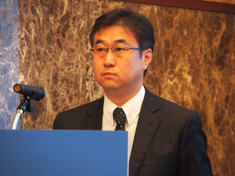 デジサート・ジャパン営業本部本部長の平岩義正氏