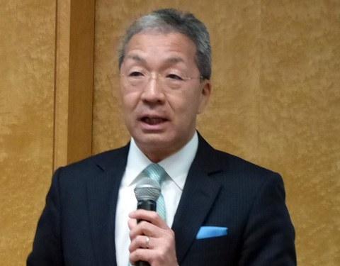 デル 代表取締役社長 平手智行氏